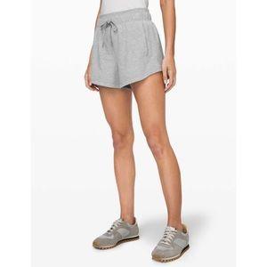 NWT Lululemon Inner Glow Shorts